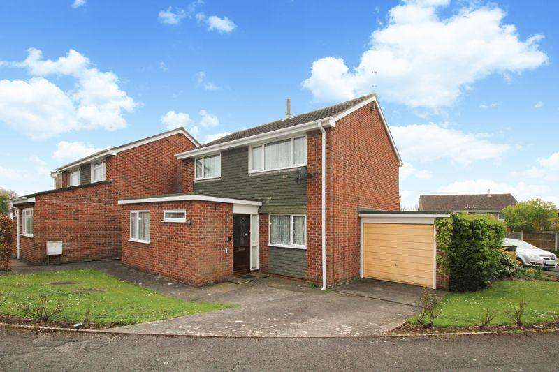 3 Bedrooms Detached House for sale in Ash Hayes Drive, Nailsea