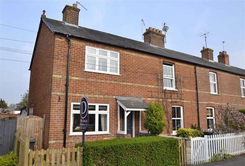3 Bedrooms End Of Terrace House for sale in Salcombe Road, Newbury, Berkshire, RG14