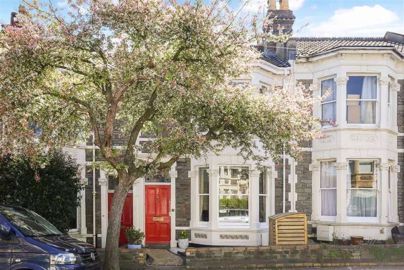 4 Bedrooms Terraced House for sale in Kennington Avenue, Bishopston