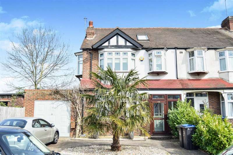 5 Bedrooms House for sale in WESTWAY - Five Bedroom End of Terrace Blay with Large Garden