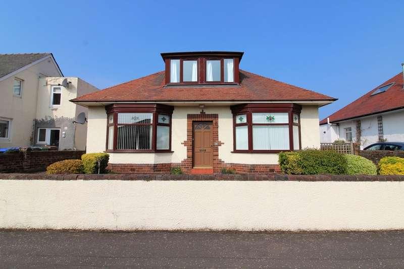 3 Bedrooms Detached Bungalow for sale in Bentfield Drive, Prestwick, KA9