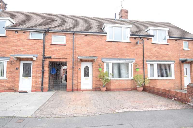3 Bedrooms Terraced House for sale in Ty Mynydd, Cwmbran, NP44