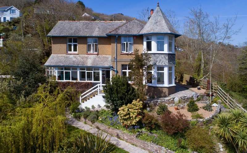 5 Bedrooms Detached House for sale in Hessenford Road, Seaton, Torpoint
