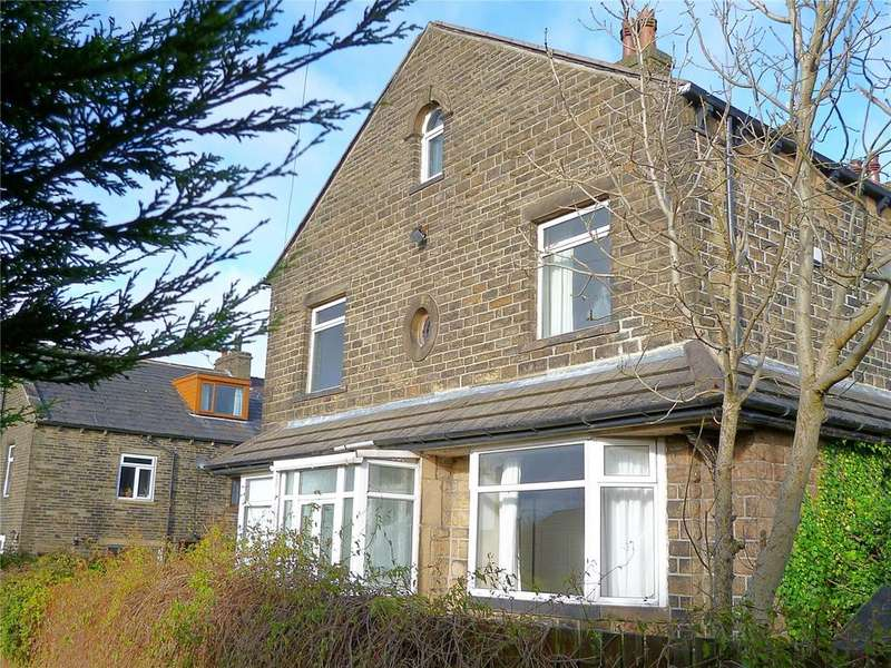 3 Bedrooms End Of Terrace House for sale in Rock Lea, Queensbury, BD13