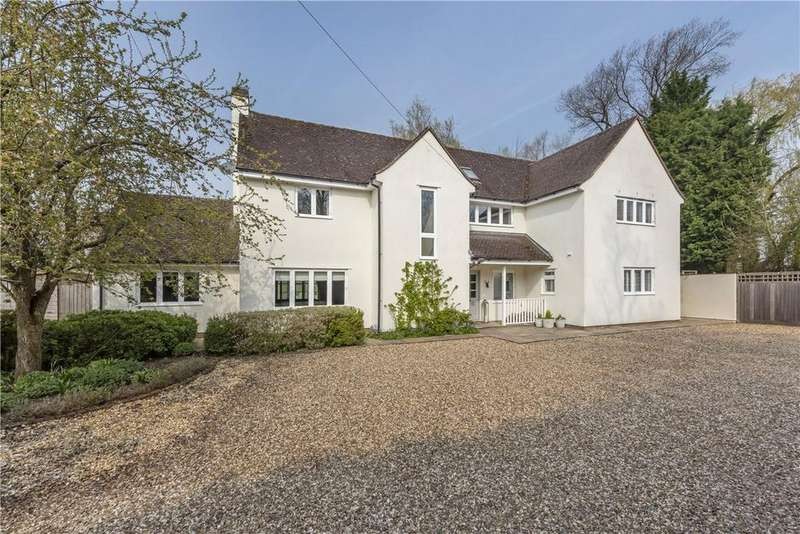 5 Bedrooms Detached House for sale in Box Drive, Ogbourne Maizey, Marlborough, Wiltshire, SN8