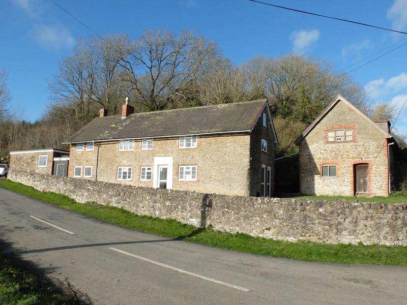 4 Bedrooms Detached House for sale in Woolhope Cockshoot, Woolhope, Ledbury, Herefordshire, HR8 2QS