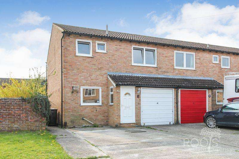 3 Bedrooms End Of Terrace House for sale in Derwent Road, Thatcham