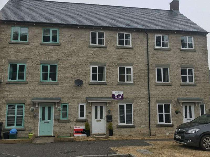 3 Bedrooms Town House for sale in The Maltings, Ruardean
