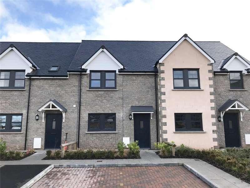 2 Bedrooms Terraced House for sale in Peelwalls Meadow, Ayton, Berwickshire