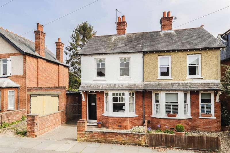 3 Bedrooms Semi Detached House for sale in Fielding Road, Maidenhead, Berkshire, SL6