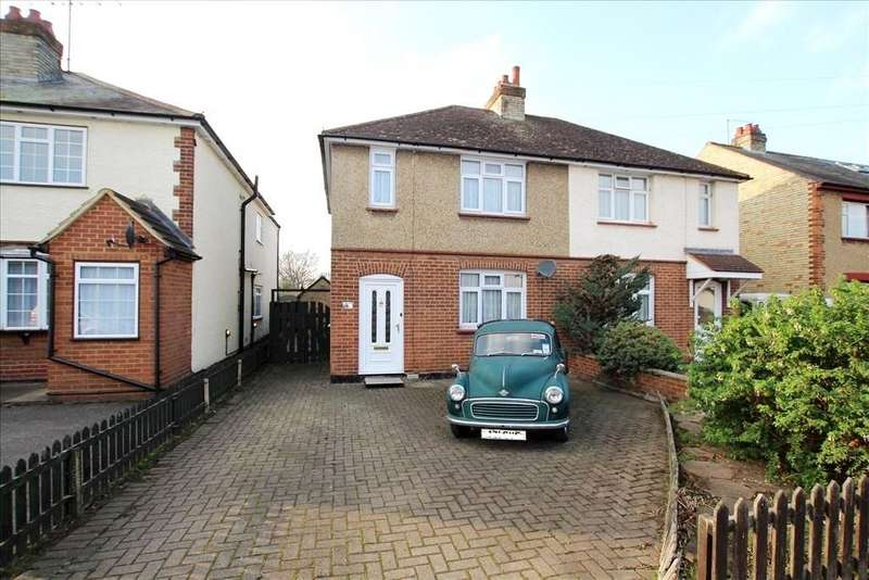 4 Bedrooms Semi Detached House for sale in Hitchin Street, Biggleswade, SG18