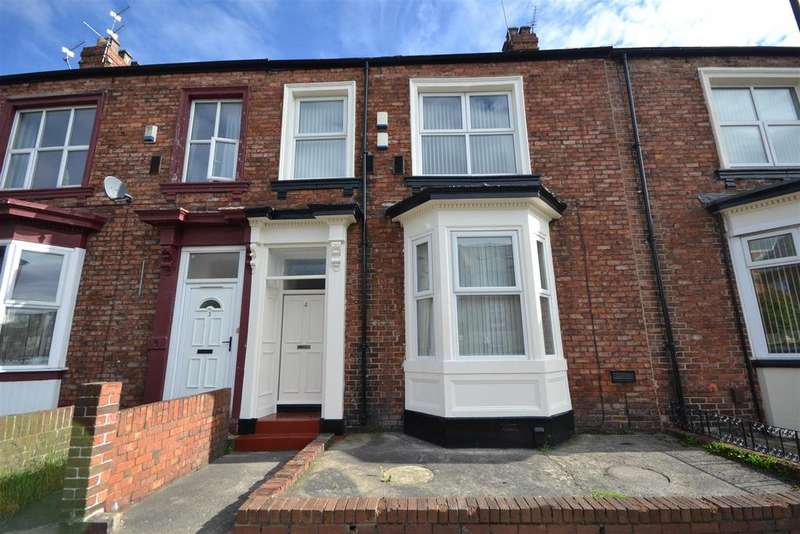 5 Bedrooms Terraced House for sale in Pair of Flats, Elwin Terrace, Thornhill