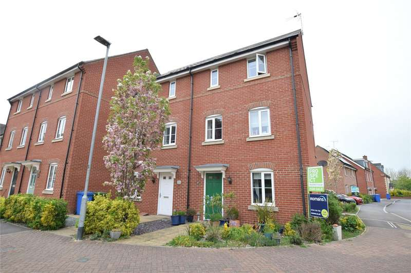 3 Bedrooms Town House for sale in Butler Drive, Bracknell, Berkshire, RG12