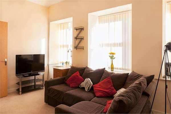 1 Bedroom Flat for sale in Carmelite Lane, Aberdeen