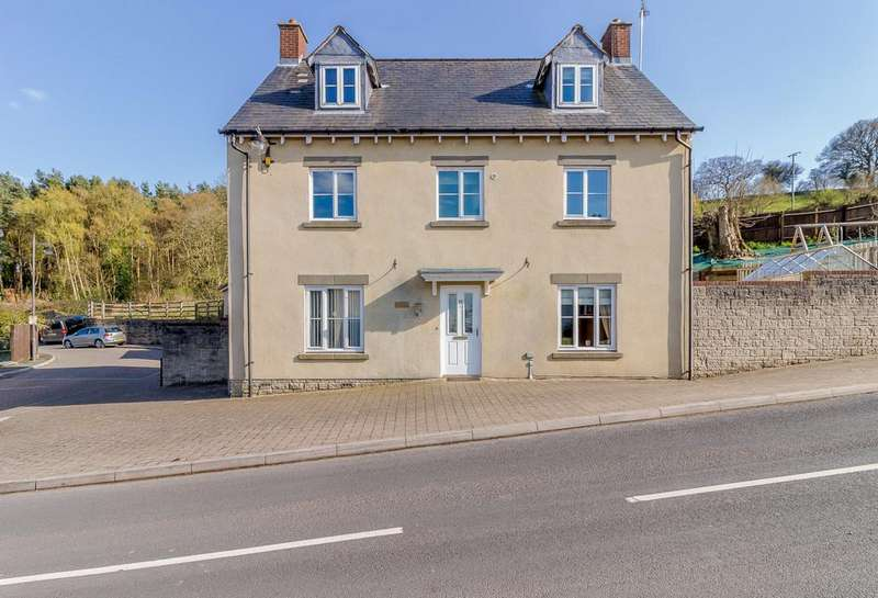 5 Bedrooms Detached House for sale in West End, Ruardean