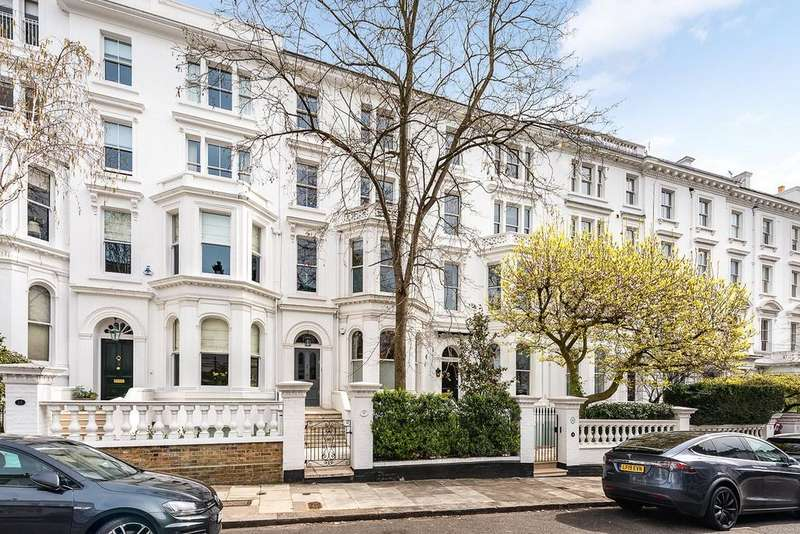 6 Bedrooms Terraced House for sale in Argyll Road, Kensington, London