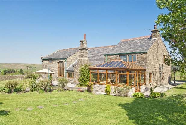 6 Bedrooms Detached House for sale in Broadhead Road, Ramsbottom, Lancashire, BL7 0JQ