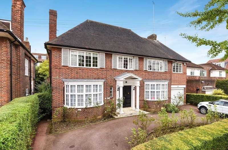 4 Bedrooms Detached House for sale in Norrice Lea, Hampstead Garden Suburb
