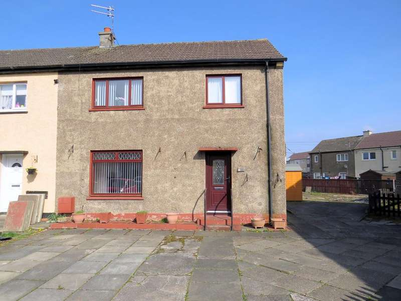 3 Bedrooms End Of Terrace House for sale in Smallburn Place, Grangemouth FK3
