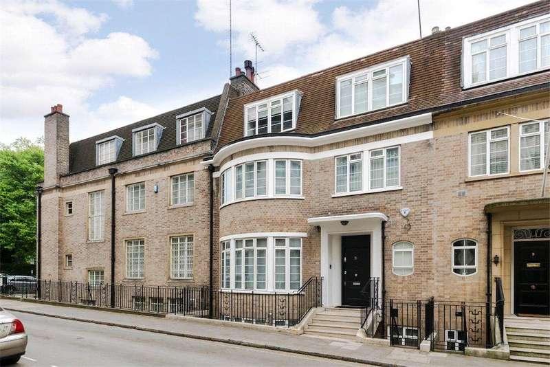 5 Bedrooms Terraced House for sale in Bathurst Street, London, W2