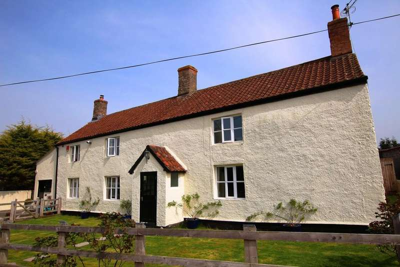 5 Bedrooms Farm House Character Property for sale in Impressive Detached Farmhouse and Barn with Planning permission