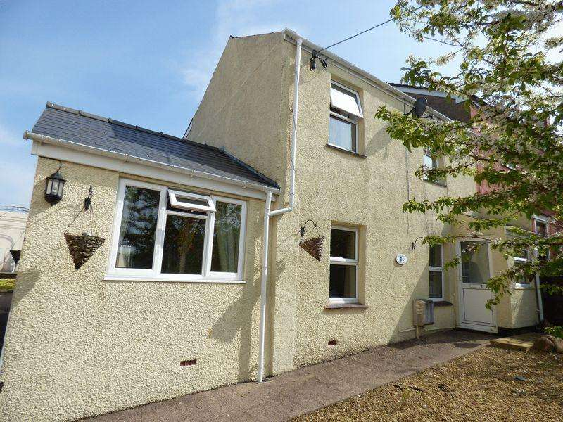 3 Bedrooms Semi Detached House for sale in Meendhurst Road, Cinderford