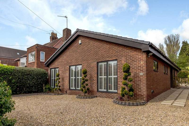 3 Bedrooms Detached Bungalow for sale in Kenton Avenue, Gosforth, Newcastle Upon Tyne, Tyne And Wear