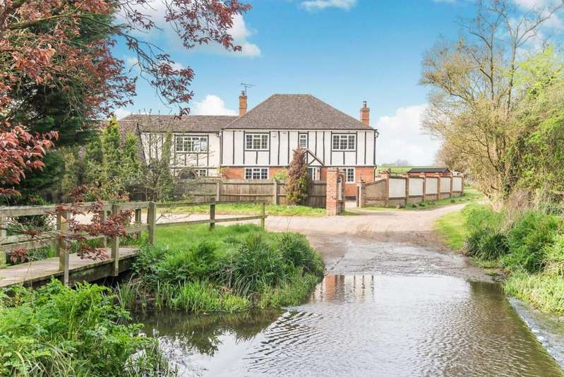5 Bedrooms Detached House for sale in Arborfield, Reading, RG2
