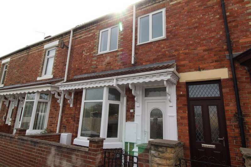 3 Bedrooms Terraced House for rent in East View Terrace, County Durham