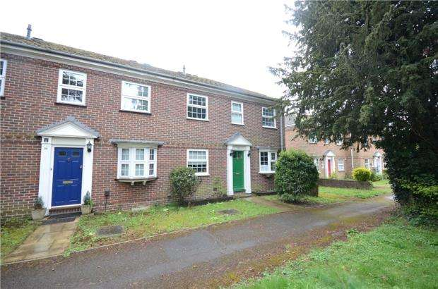 3 Bedrooms End Of Terrace House for sale in Benyon Court, Bath Road, Reading