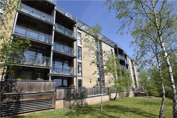 2 Bedrooms Flat for sale in The Praedium, Chapter Walk, Redland, BRISTOL, BS6 6WB