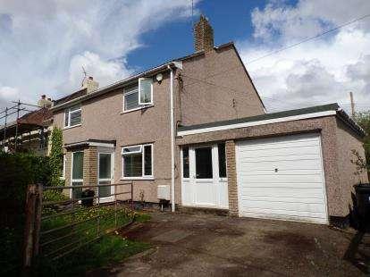 4 Bedrooms Semi Detached House for sale in Kingsfield Lane, Hanham, Bristol