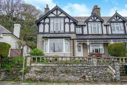 4 Bedrooms Semi Detached House for sale in Borth-Y-Gest, Porthmadog, Gwynedd, LL49