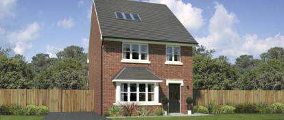 5 Bedrooms Detached House for sale in Winterley Gardens, Crewe Road, Winterley