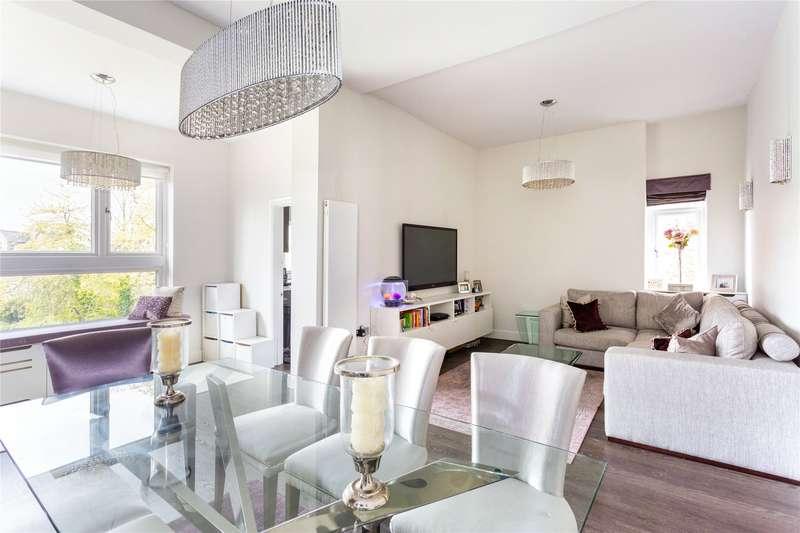2 Bedrooms Flat for sale in Cavendish Road, Brondesbury, London, NW6
