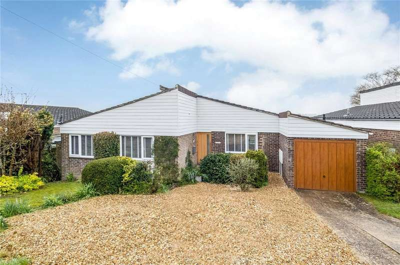 3 Bedrooms Detached Bungalow for sale in Old Kennels Lane, Winchester, Hampshire, SO22
