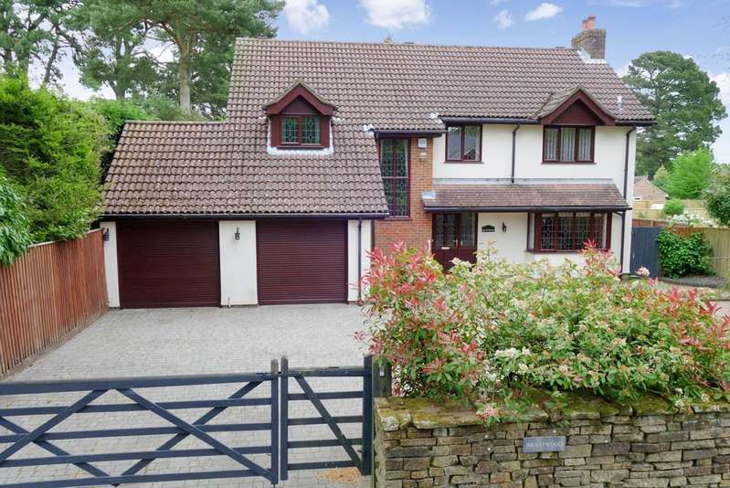 4 Bedrooms Detached House for sale in Lime Walk, Dibden Purlieu