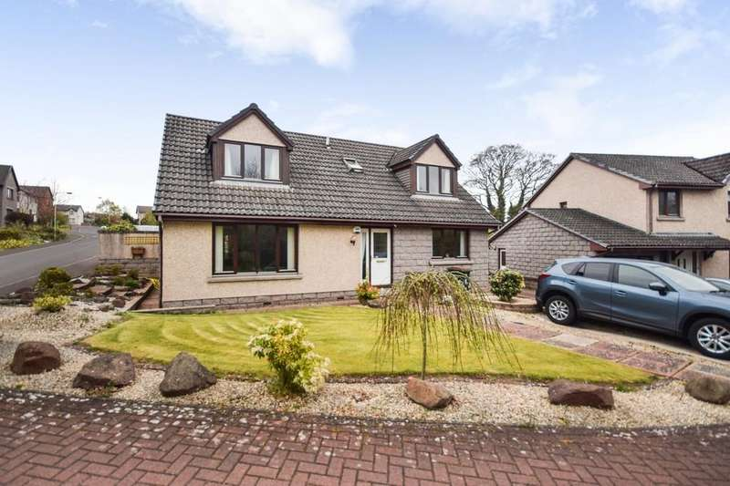 4 Bedrooms Detached House for sale in Mary Findlay Drive, Longforgan