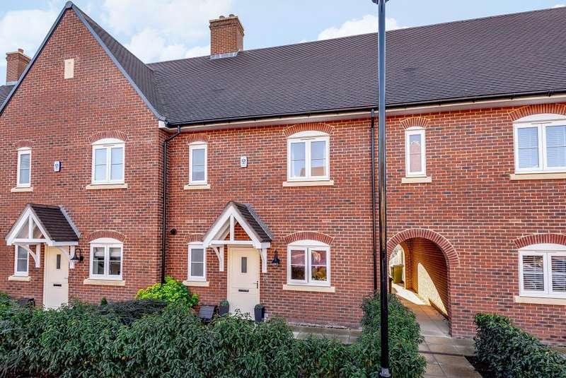 3 Bedrooms House for sale in Sorrel Drive, Warfield, Berkshire, RG42