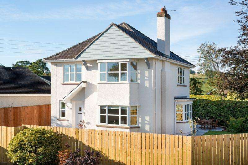 3 Bedrooms Detached House for sale in Tirril, Penrith