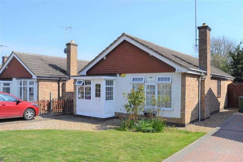 3 Bedrooms Detached Bungalow for sale in Horsefair Close, Market Harborough