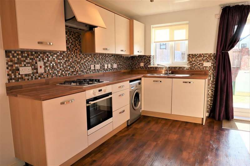 3 Bedrooms End Of Terrace House for rent in Ffordd Y Mileniwm, Barry,