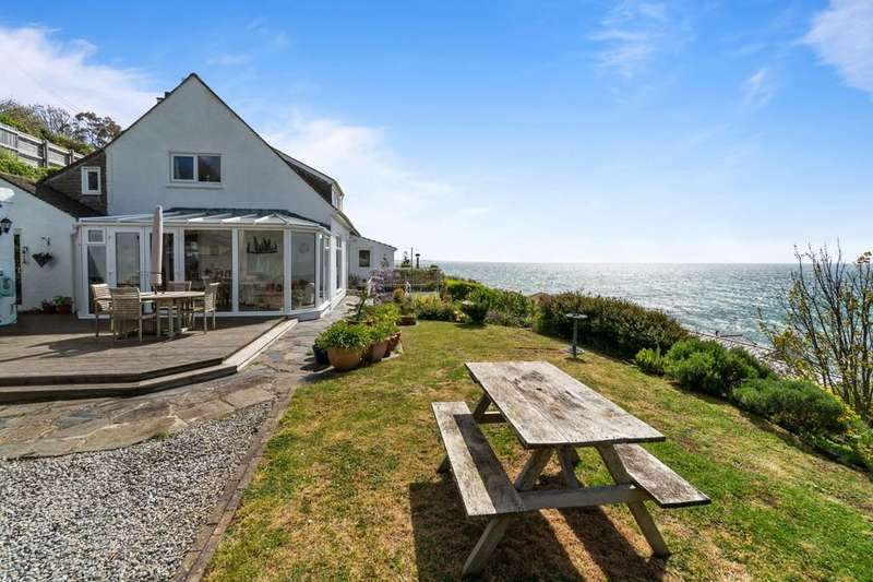 4 Bedrooms Semi Detached House for sale in Downderry, Torpoint