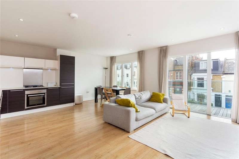 3 Bedrooms Flat for sale in Cube Apartments, 119 Chatham Road, London, SW11