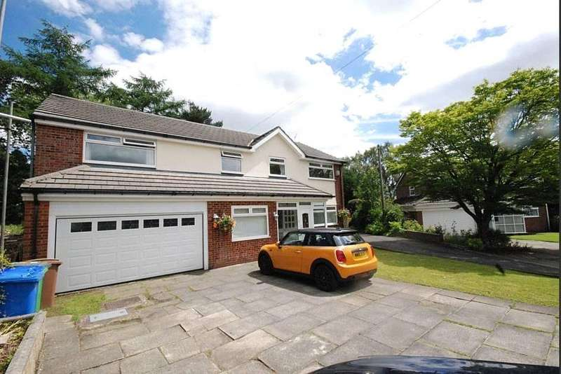 5 Bedrooms Detached House for rent in Greenwich Close, Rochdale0, Greater Manchester, OL11