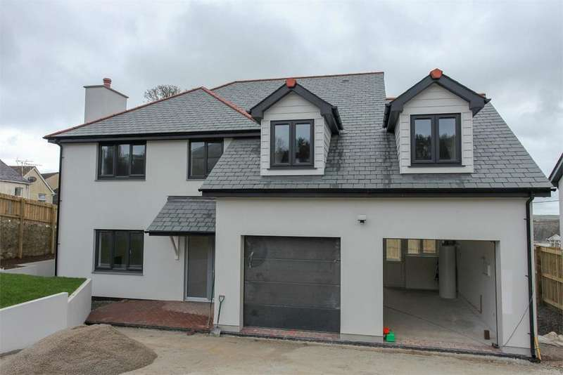 4 Bedrooms Detached House for sale in Trevarthian Road, ST AUSTELL, Cornwall
