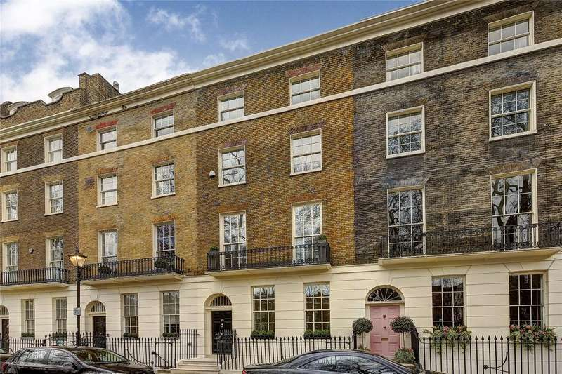 6 Bedrooms Terraced House for sale in Connaught Square, London, W2