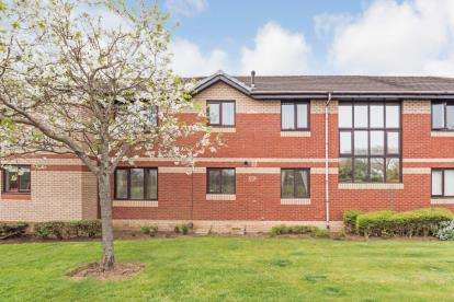 2 Bedrooms Flat for sale in Shawfarm Place, Prestwick