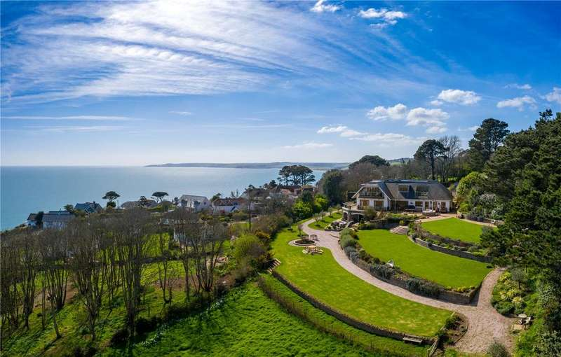 7 Bedrooms Detached House for sale in New Road, Stoke Fleming, Dartmouth, Devon, TQ6