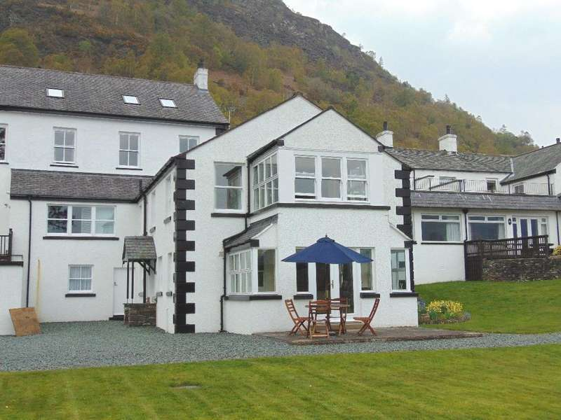 2 Bedrooms Apartment Flat for sale in Flat 7, Swan House, Thornthwaite, Keswick, CA12 5SQ
